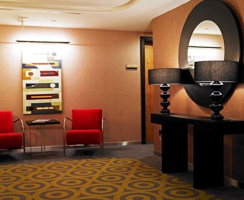 Hotel Belvedere - Interior Image