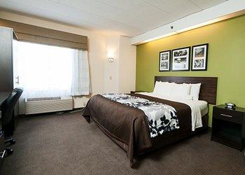 hagerstown sleep inn suite: