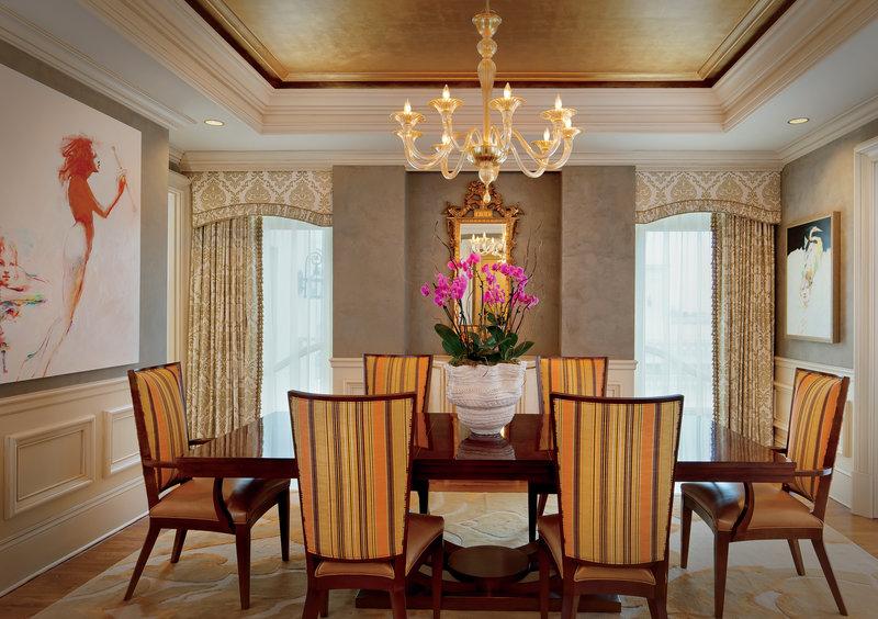 The Ritz-Carlton New Orleans Sviitti