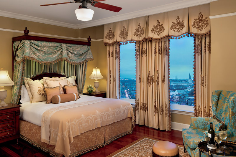 The Ritz-Carlton New Orleans Huonenäkymä