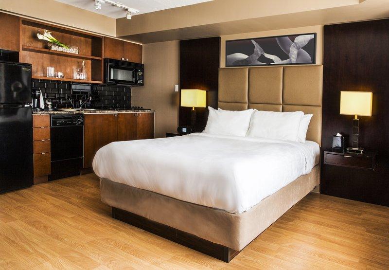 Pantages Hotel Toronto Centre 客室