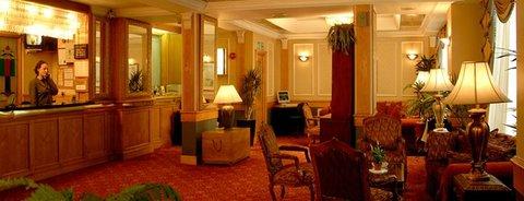 Holiday Villa Hotel London - Lobby