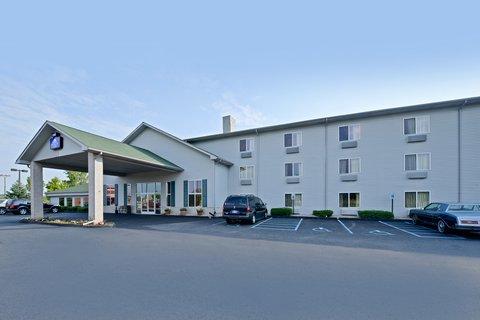 Americas Best Value Inn And Suites - Exterior