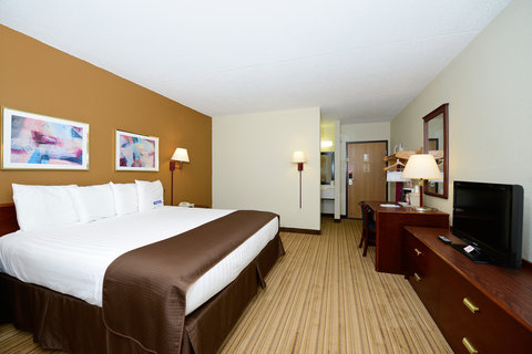 Americas Best Value Inn And Suites - One Queen Bed