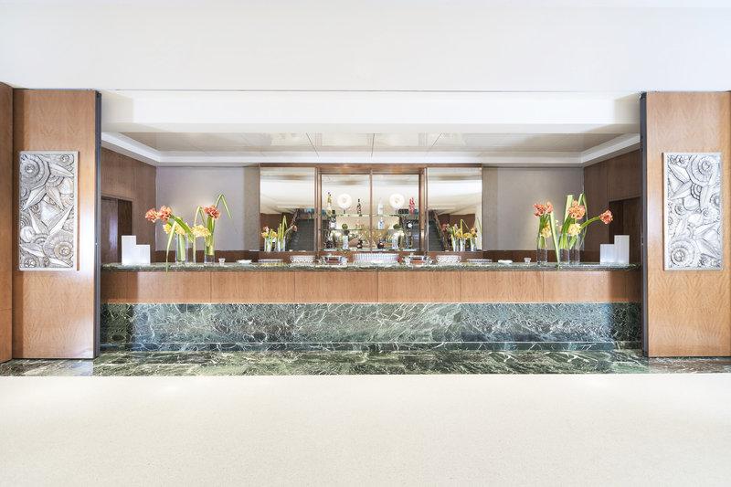 Hotel President Wilson, Geneva Bar/Lounge