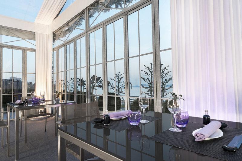 Hotel President Wilson, Geneva Gastronomie