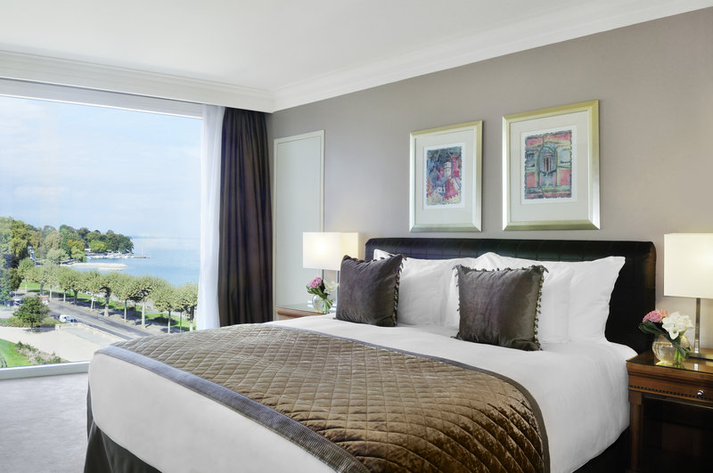 Hotel President Wilson, Geneva Suite