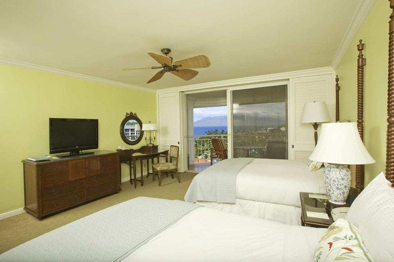 Grand Wailea Resort Hotel and Spa 客房视图