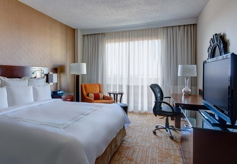 Dallas/Plano Marriott at Legacy Town Center - King Guest Room