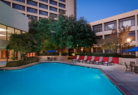 Marriott Dfw Airport North Hotel - Outdoor Pool