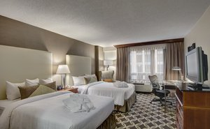 Room - Hilton Garden Inn Downtown DC