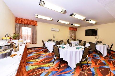 BEST WESTERN PLUS Fresno Airport Hotel - Meeting Room