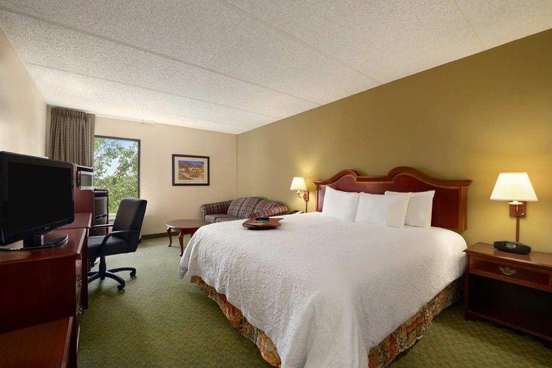 Hampton Inn - Houston/Brookhollow Billede af værelser