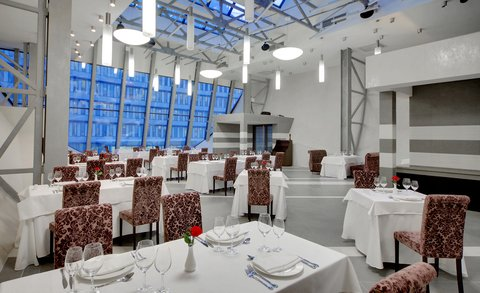 Russian Seasons hotel - The Diaghilev restaurant