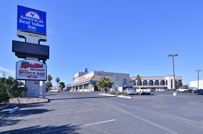 America's Best Value Inn Down Town Vue extérieure