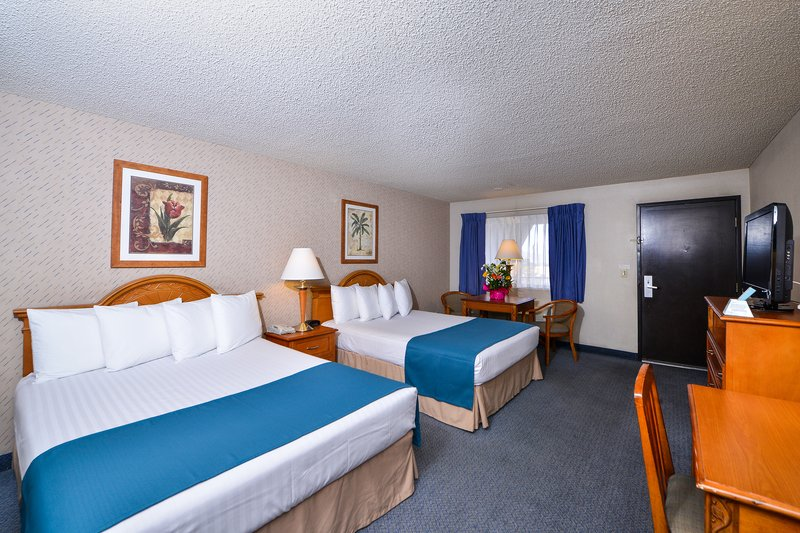 America's Best Value Inn Down Town Chambre