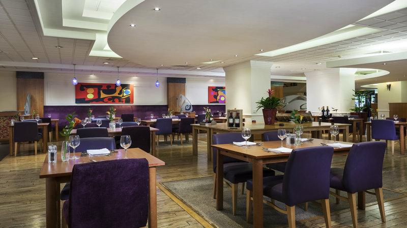 Crowne Plaza Hotel Leeds Ресторанно-буфетное обслуживание