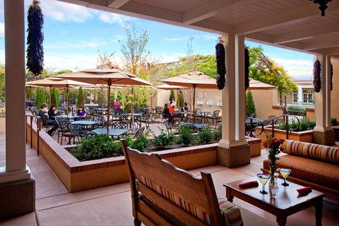Hotel Albuquerque at Old Town - Gardunos at Old Town outdoor patio