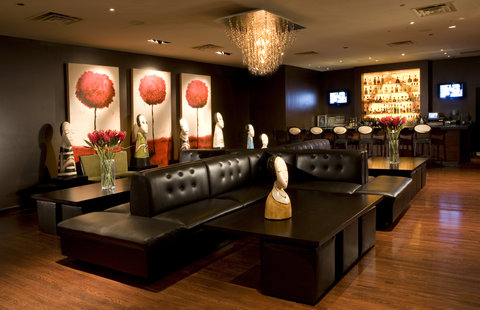 Hotel Albuquerque at Old Town - Qbar Artfully Chic Lounge