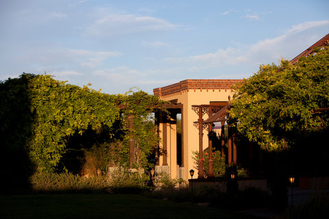 Hotel Albuquerque at Old Town - Spanish gardens