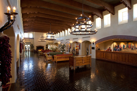 Hotel Albuquerque at Old Town - Hotel Albuquerque at Old Town Lobby