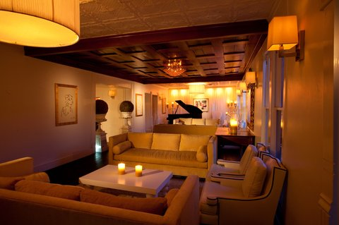 Hotel Albuquerque at Old Town - Casa Esencia - Piano room