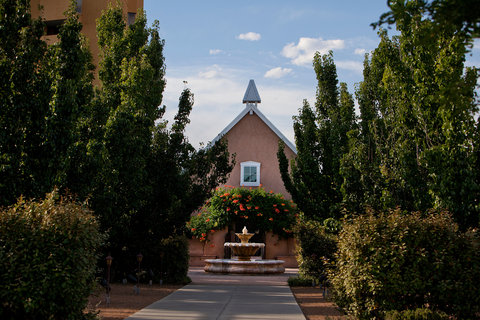 Hotel Albuquerque at Old Town - Promenade and Chapel