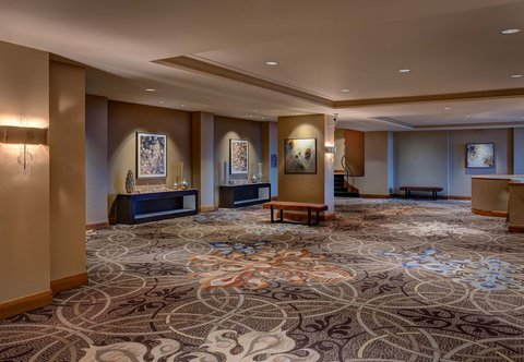 Dallas/Plano Marriott at Legacy Town Center - Pre-Function Area
