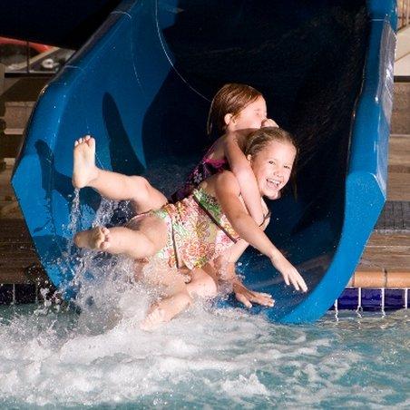 Hotel Glenwood Springs - Poolslide