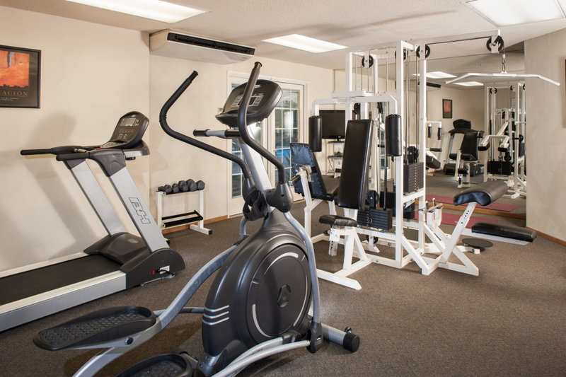 Staybridge Suites Monterrey - San Pedro Fitness-klub
