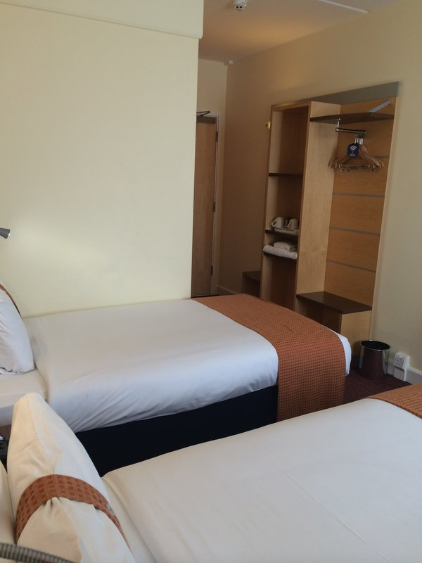 Holiday Inn Express Liverpool-John Lennon Airport Widok pokoju