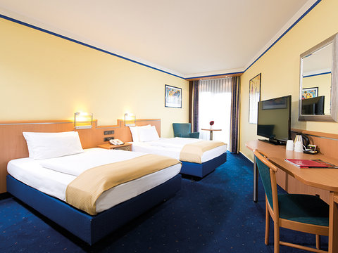 Holiday Inn FRANKFURT-CITY SOUTH CONF CTR - Comfort Room