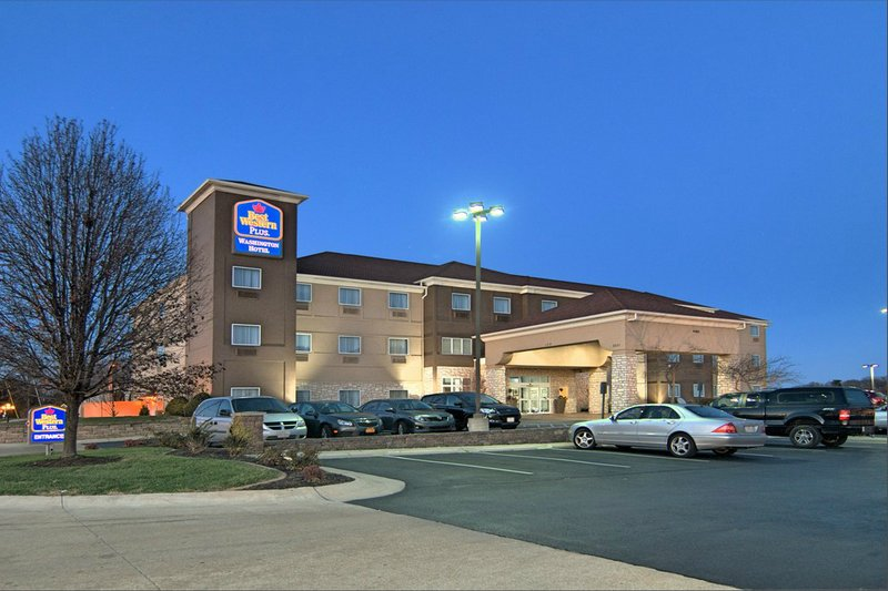 Sleep Inn & Suites - Washington, MO