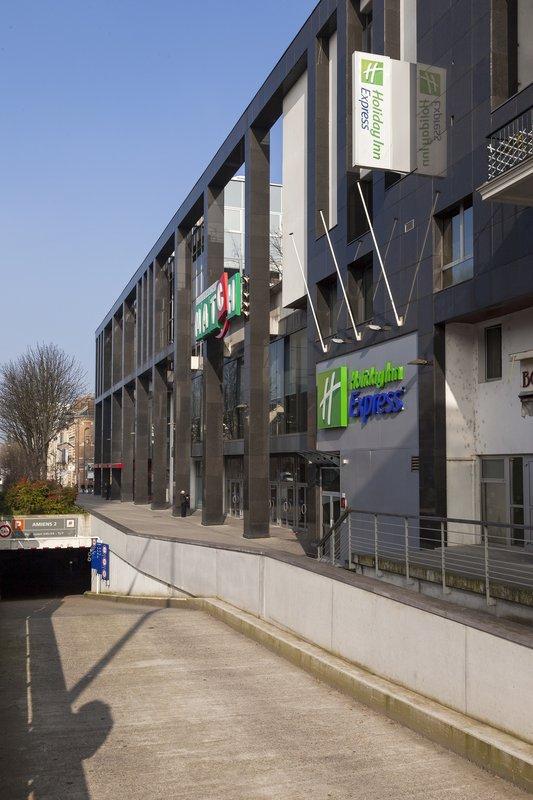 Holiday Inn Express Amiens Vue extérieure
