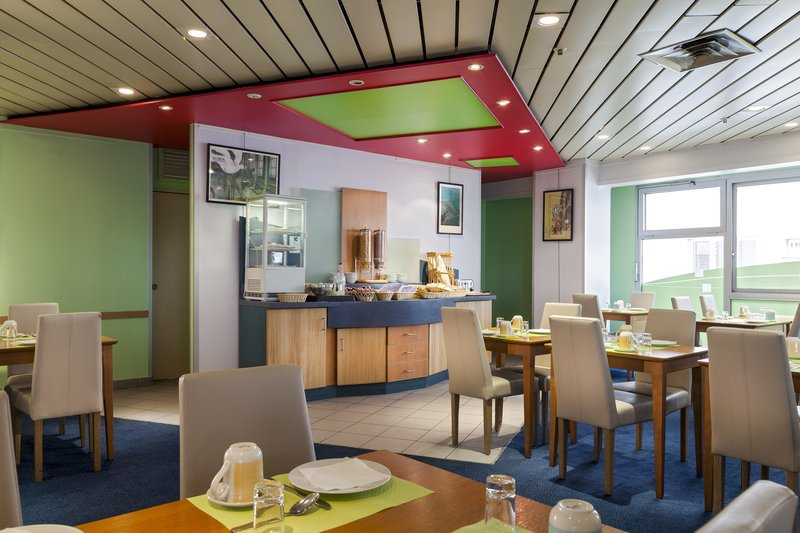 Holiday Inn Express Amiens Restauration