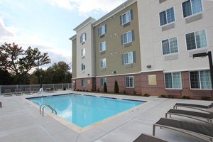 Pool - Candlewood Suites Greenville