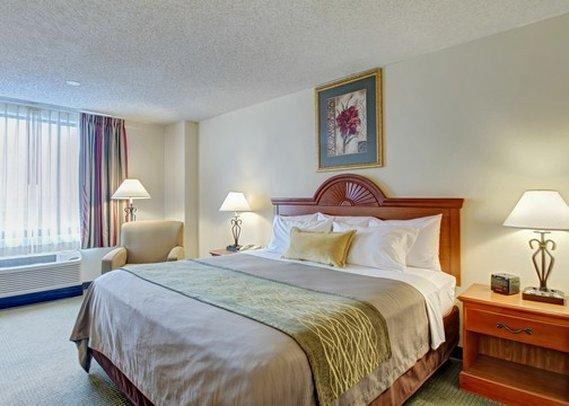 Comfort Inn Alexandria West - Landmark - Alexandria, VA