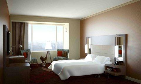 Hilton Dallas Plano Granite Park - King Guest Room