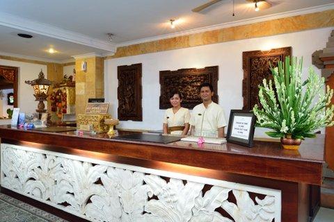 Wina Holiday Villa Kuta Bali - Reception