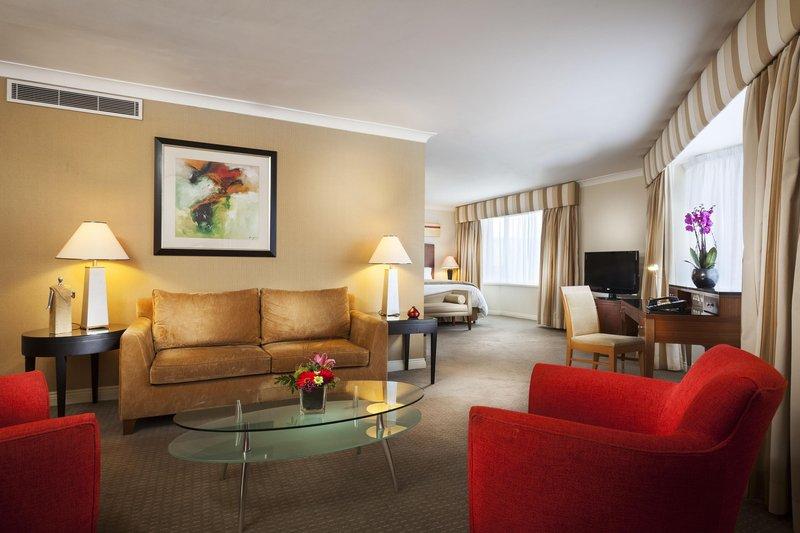 Conrad Dublin Suite