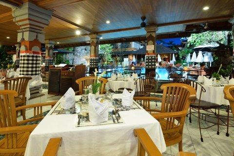 Wina Holiday Villa Kuta Bali - Lagenda Restaurant
