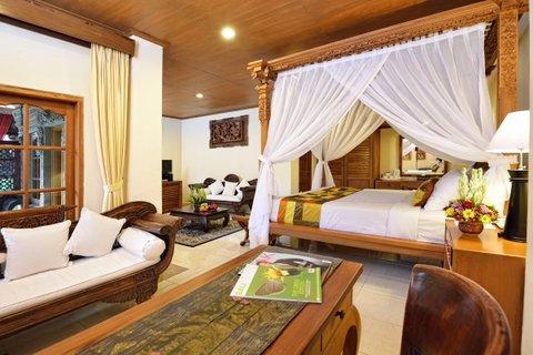 Wina Holiday Villa Kuta Bali - Suite Room
