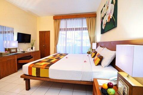 Wina Holiday Villa Kuta Bali - Deluxe Double