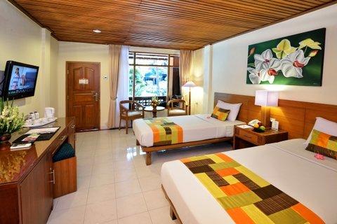Wina Holiday Villa Kuta Bali - Superior Twin