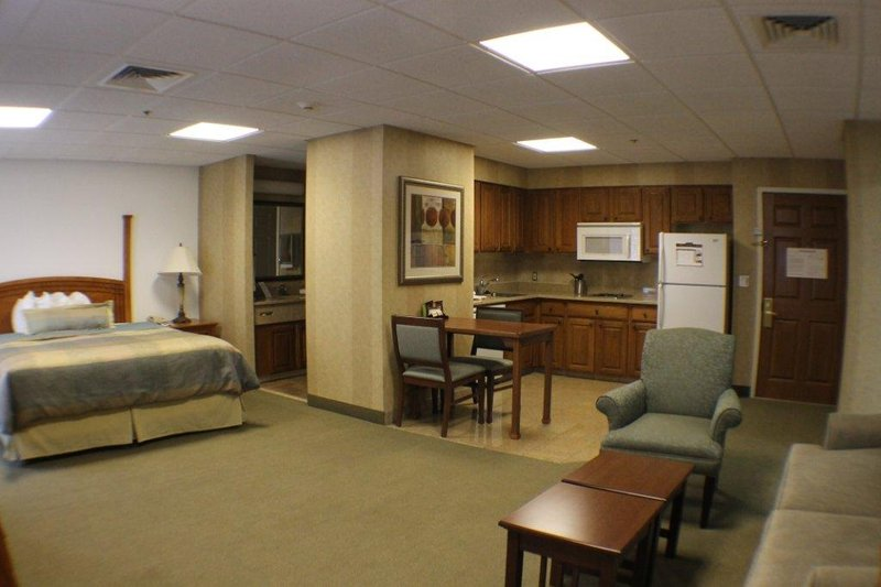 Staybridge Suites San Antonio - Airport Chambre