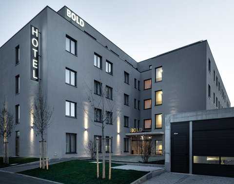 BOLD Hotel Muenchen Giesing - Exterior View