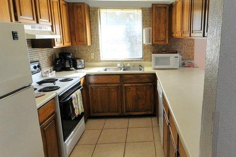 High Sierra Condominiums - Kitchen