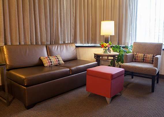 Comfort Inn Downtown スイート