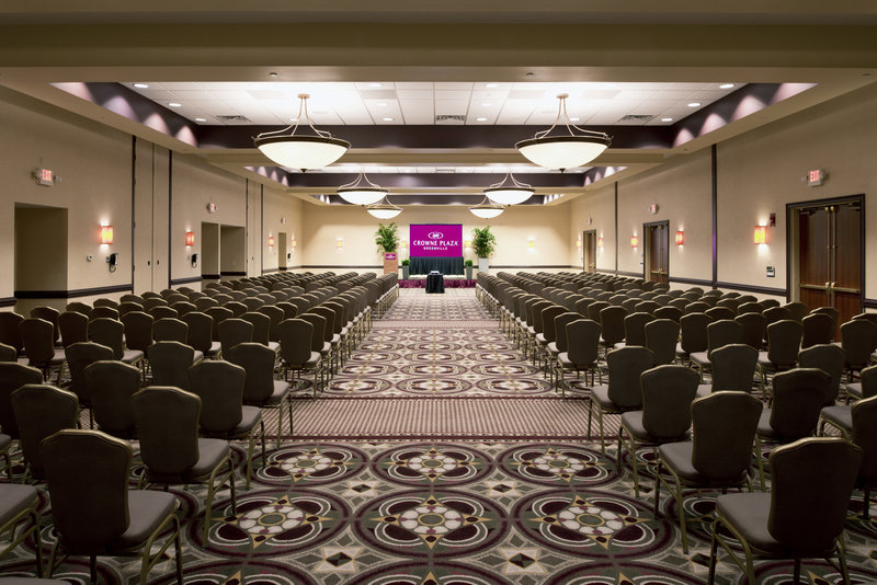 Crowne Plaza Hotel Greenville-I-385 Roper Mtn Road Kokoustila