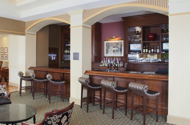 Doubletree Hotel Historic Savannah Bar/lounge